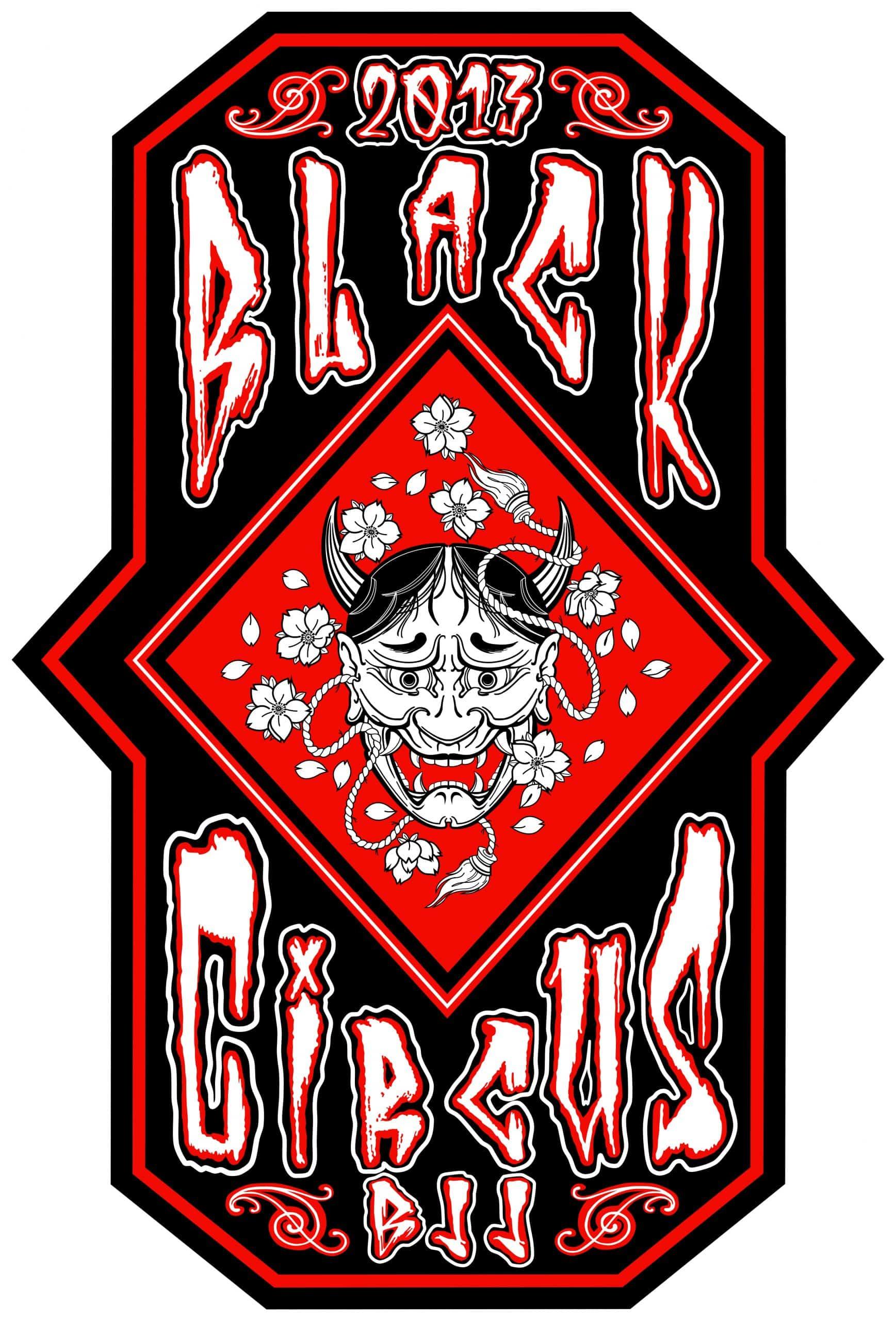 BlackCircus BJJ Logo